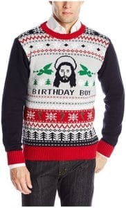 Amazon: Up to 50% Off Ugly Christmas Sweaters – Today Only