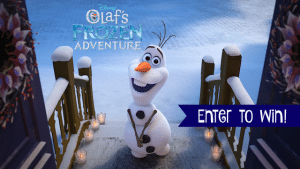 Olaf's Frozen Adventure Now on Digital! 5 FREE Movies from Movies Anywhere + Reader Giveaway