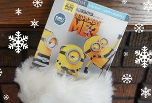 Make a Merry Minions Stocking to Celebrate with Despicable Me 3