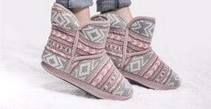 Cute and Cozy Muk Luks Women's Slippers $15.99 + Free Shipping