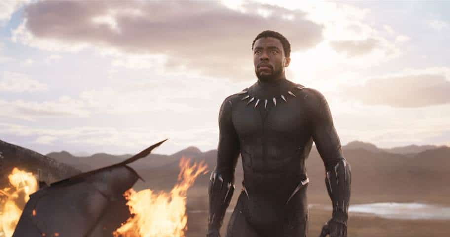 Black Panther Movie still
