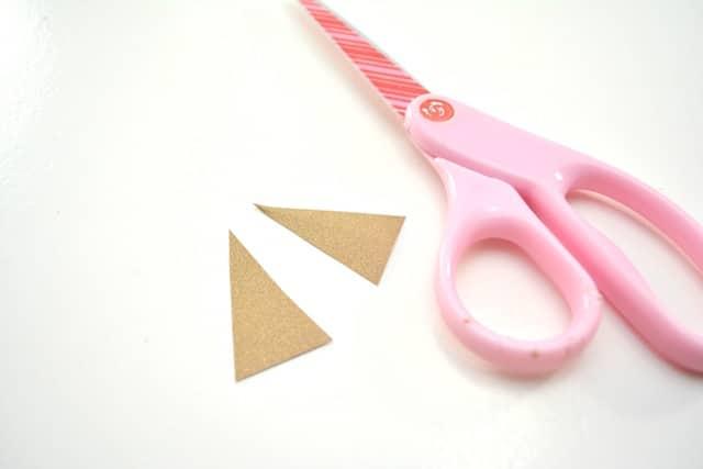 Valentine Craft with Sticks Process