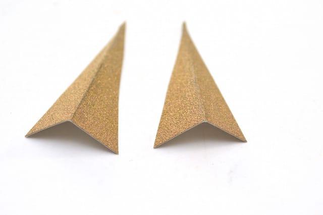 Gold cupid arrow point