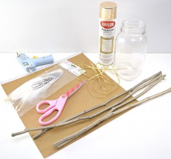 Valentine Twig Craft Supplies
