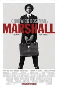 "See ""Marshall"" for FREE at Select AMC Theatres This Weekend (1/12 – 1/15)"