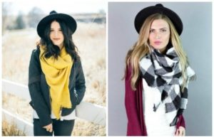 Blanket Scarves 2 for $18 + FREE Shipping! (Reg. $25-$30 Each)