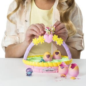 Hatchimals Colleggtibles Spring Basket for $14.99!