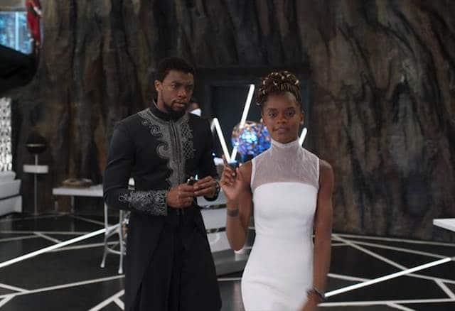 Black Panther Shuri T'Challa