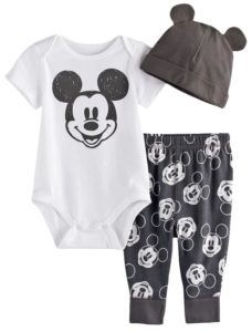Kohl's: Cute Disney 3-Piece Baby Clothing Sets Just $6.79!