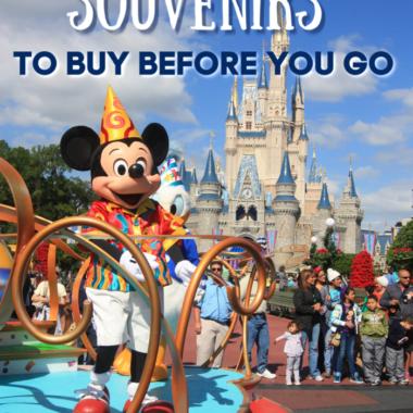 Disneyworld Souvenirs to Buy Before You Go