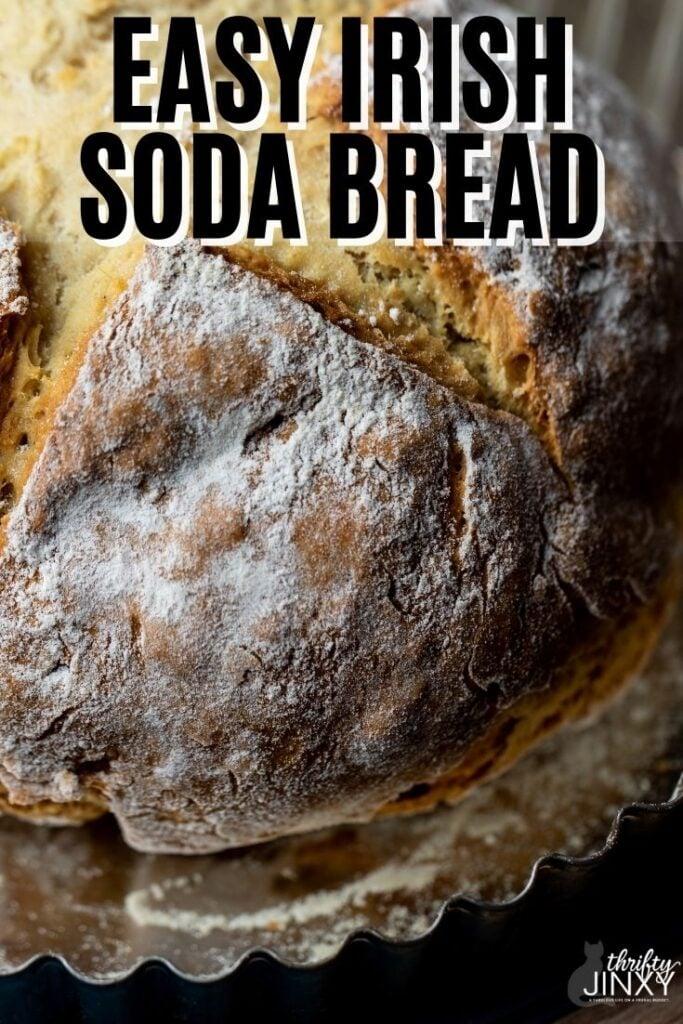 EASY IRISH SODA BREAD (3)