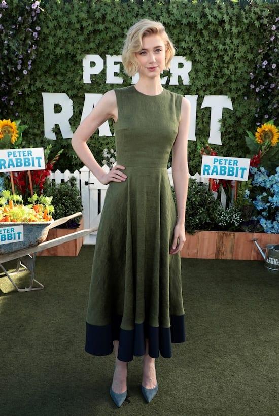 Elizabeth Debicki Peter Rabbit Interview