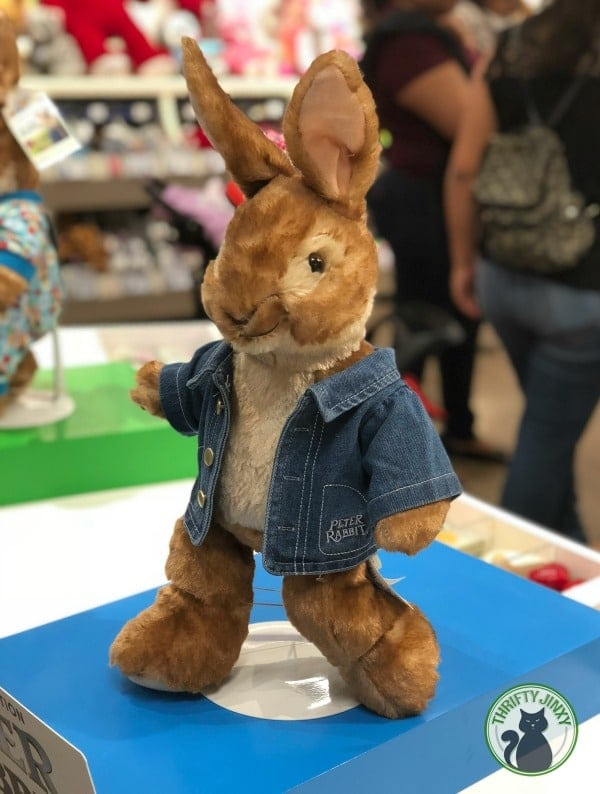 Build-a-Bear Peter Rabbit
