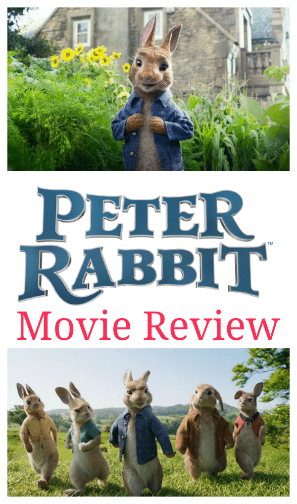 Peter Rabbit Movie Review - Endless Giggles with a Dash of Heartwarming!