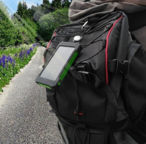 New Tech Gadgets: Solar Phone Charger, Hand Warmer Charger