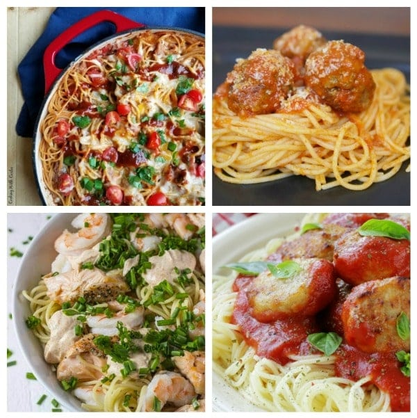 Spaghetti Recipe Variations