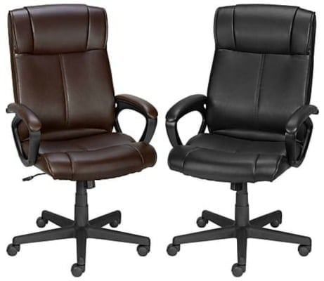 I M Curly Sitting In A Less Than Comfortable Office Chair It Looked Great The But Cushioning And Padding Wore Down Very Quickly One