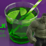 Celebrate Thor: Ragnarok with a Hulk Punch Recipe