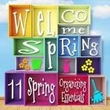 11 Spring Organizing Essentials