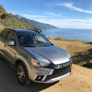 de8397feb576 2018 Mitsubishi Outlander Sport Review – Our California Road Trip