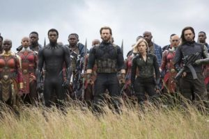 AVENGERS: INFINITY WAR – Get Your Tickets Now! (Plus a Free Poster!)