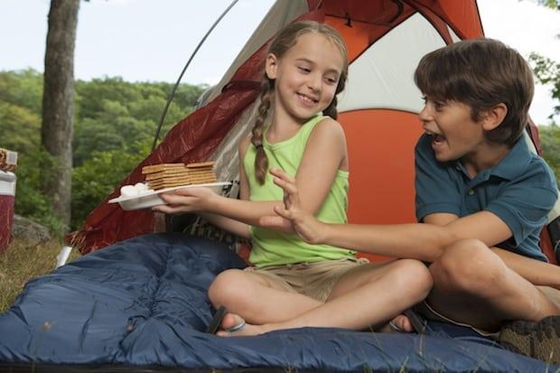 Camping Smores
