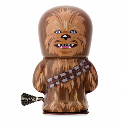 Chewbacca Wind-Up Toy