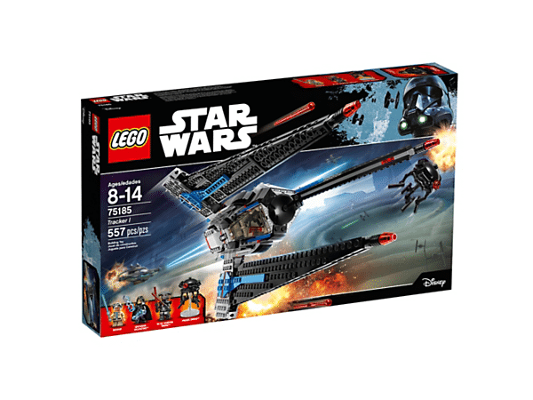 LEGO Star Wars Freemaker Tracker