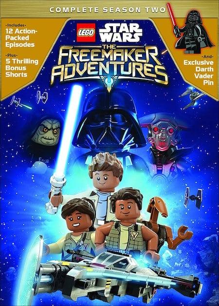 LEGO Star Wars The Freemaker Adventure- Complete Season Two