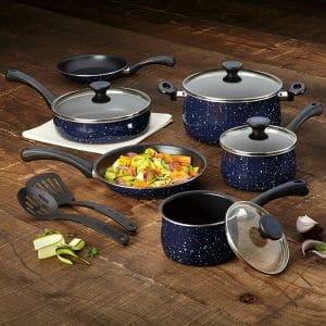 Paula Deen 12-Piece Nonstick Cookware Only $81.99 After Rebate + Earn $20 Kohl's Cash! (Reg. $170)