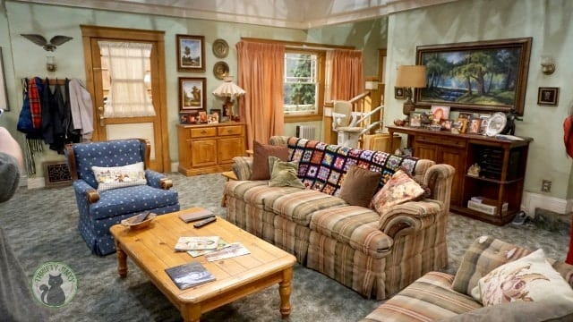 Roseanne Set 2018 ABC