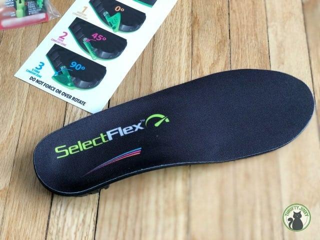 SelectFlex SOrthotic Insole