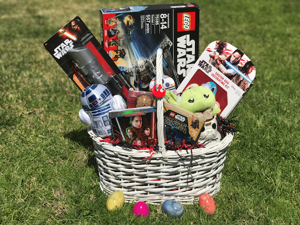 One thing that I love about the Star Wars universe is that itu0027s never ending u2013 there are always new stories to be told and new characters to explore! & Make a Star Wars Easter Basket - Thrifty Jinxy