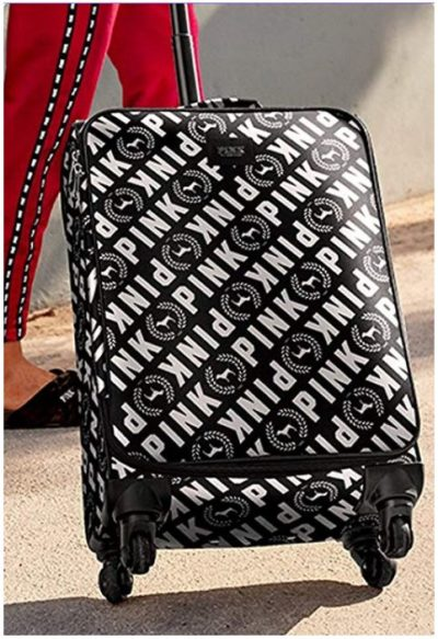 Victoria's Secret Pink CarryOn Luggage