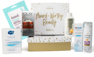 Limited-Edition Walmart Beauty Box for $5