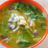 Instant Pot White Chicken Chili Verde