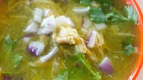 Instant Pot Chicken Chile Verde Recipe 2