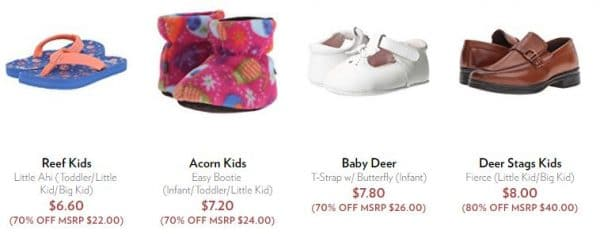 a01784e622b 6pm: Children's Shoes on Clearance Starting at $6.60 + Free Shipping ...
