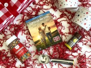 Make a Cinnamon Milk Shake for a FOREVER MY GIRL Movie Night + Reader Giveaway