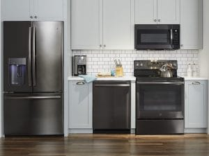 Complement Your Kitchen's Style with GE Premium Finish Appliances at Best Buy