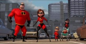 New Disney•Pixar's INCREDIBLES 2 Trailer, Poster and Merchandise