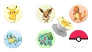 Pokemon PopSockets – Gotta Catch 'em All!