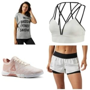 Save an EXTRA 50% Off Reebok Women's Footwear and Apparel!