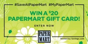 New Customers Save 5% on High-Quality Paper Products + Enter to Win a $20 PaperMart Gift Card!