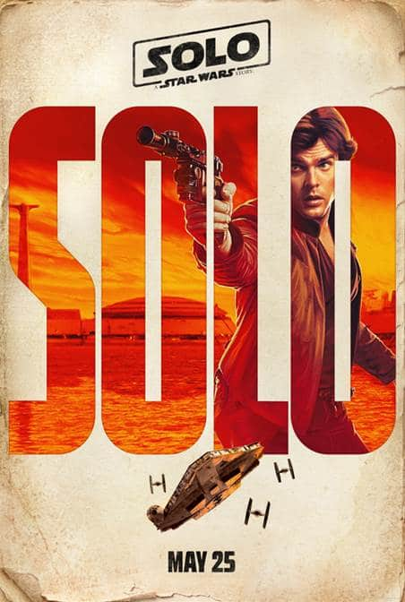 Solo Star Was Story Poster