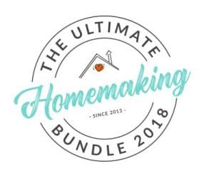 Create a Home and Life You Love – Get the Ultimate Homemaking Bundle for Just $29.97 (Two Days Only!)