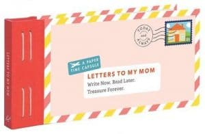"""Letters to My Mom"" Hardcover Keepsake Just $6.45 – Great Mother's Day Gift!"