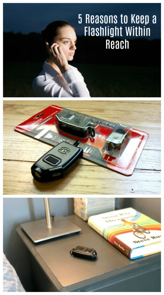 5 Reasons to Keep a Flashlight Within Reach