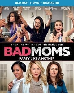 Bad Moms Blu-ray Combo Just $5!