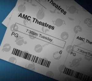AMC Theatres: $5 Ticket Tuesdays!